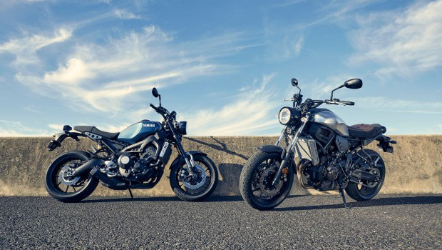 2016 YAMAHA XSR900 AND XSR700 NOW STARRING ADDED HIP BIKE ME