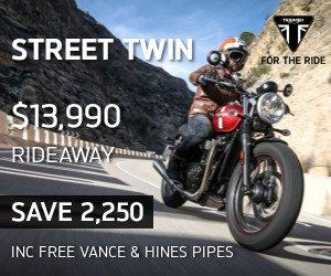 Triumph StreetTwin