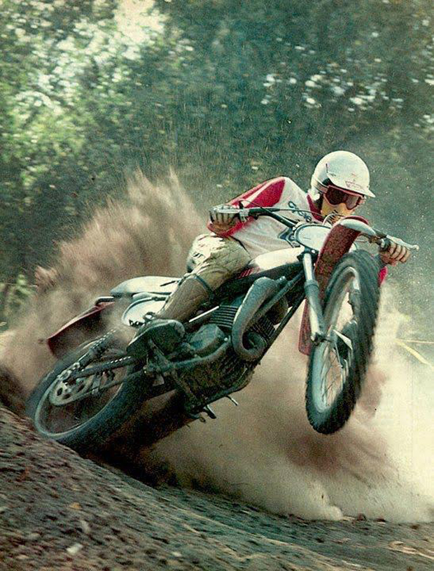 70s dirt roost