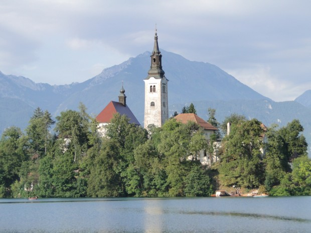 re staying in Bled