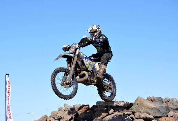 Graham Jarvis - Wildwood Rock Extreme Enduro 2011