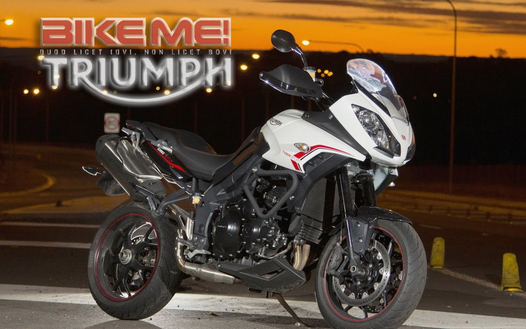 2014 Triumph Tiger Sport Review Bike Me
