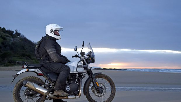 2017 Royal Enfield Himalayan Review Easy Does It Bike Me